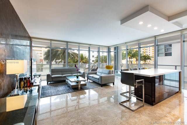 3737 Collins Ave S-204, Miami Beach, FL 33140 (MLS #A10978160) :: KBiscayne Realty