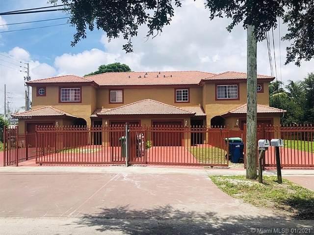 9302 NW 4th Ave, Miami, FL 33150 (#A10978242) :: Posh Properties