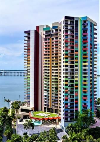 1581 Brickell Ave #801, Miami, FL 33129 (MLS #A10978246) :: Patty Accorto Team