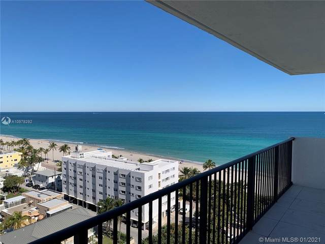 1201 S Ocean Dr 1502N, Hollywood, FL 33019 (MLS #A10978292) :: Douglas Elliman