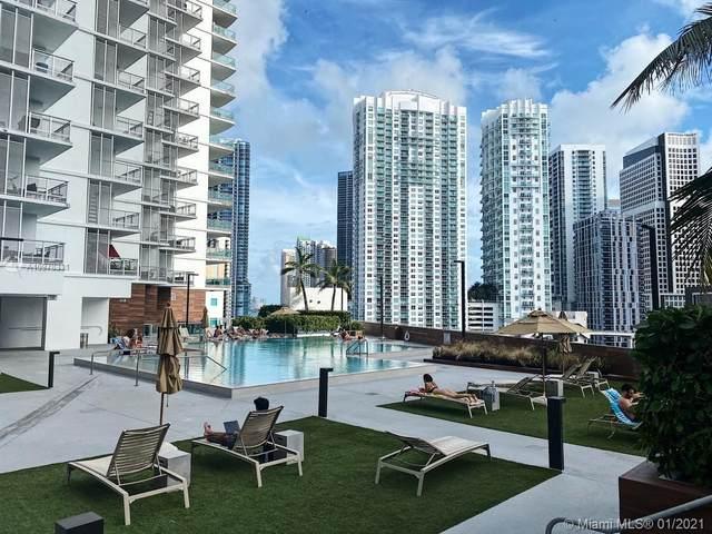 350 S Miami Ave #1503, Miami, FL 33130 (MLS #A10978311) :: Douglas Elliman