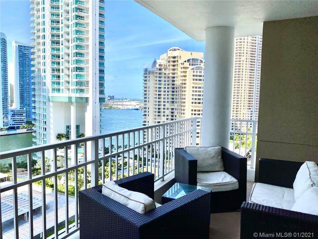 701 Brickell Key Blvd #2008, Miami, FL 33131 (MLS #A10978370) :: Green Realty Properties