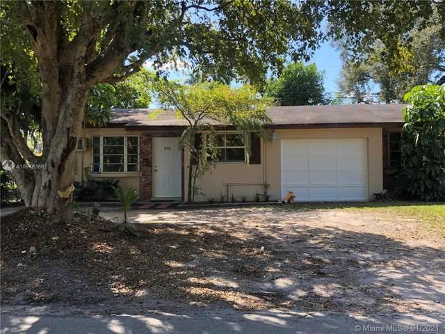 1396 NE 117th St, Miami, FL 33161 (MLS #A10978386) :: Carole Smith Real Estate Team