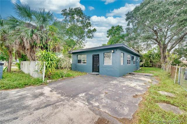 739 NW 19th Ter, Fort Lauderdale, FL 33311 (MLS #A10978471) :: Carole Smith Real Estate Team