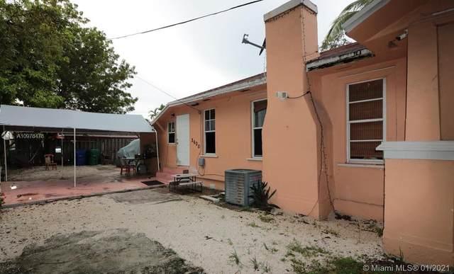 2600 NW 22nd Ave, Miami, FL 33142 (MLS #A10978478) :: Albert Garcia Team