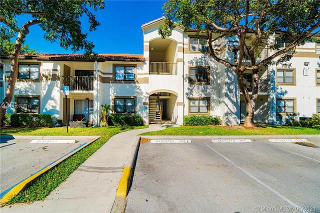 650 S Park Rd 27-5, Hollywood, FL 33021 (MLS #A10978518) :: Carole Smith Real Estate Team