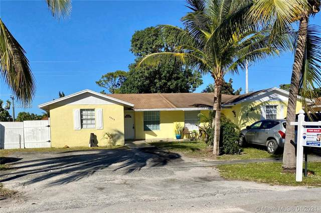 5233 Cannon Way, West Palm Beach, FL 33415 (MLS #A10978546) :: The Rose Harris Group
