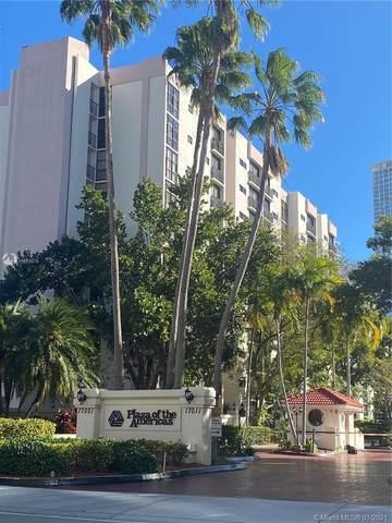 16919 N Bay Rd #108, Sunny Isles Beach, FL 33160 (MLS #A10978578) :: Douglas Elliman