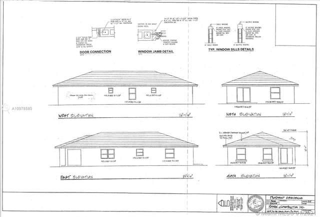 1035 NW 48th St, Miami, FL 33127 (MLS #A10978580) :: Miami Villa Group