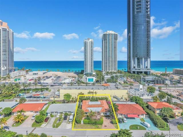 18625 Atlantic Blvd, Sunny Isles Beach, FL 33160 (MLS #A10978628) :: Prestige Realty Group