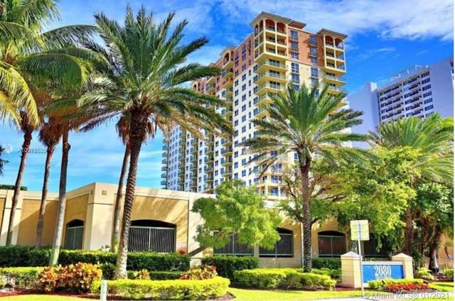 2080 S Ocean Dr #409, Hallandale Beach, FL 33009 (MLS #A10978629) :: Patty Accorto Team