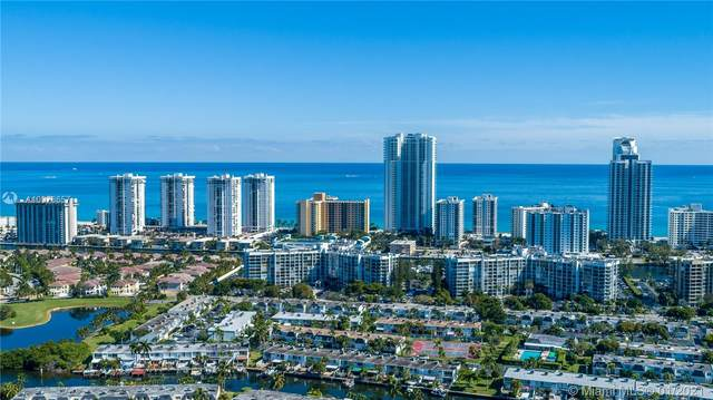 600 Three Islands Blvd #818, Hallandale Beach, FL 33009 (MLS #A10978657) :: Patty Accorto Team