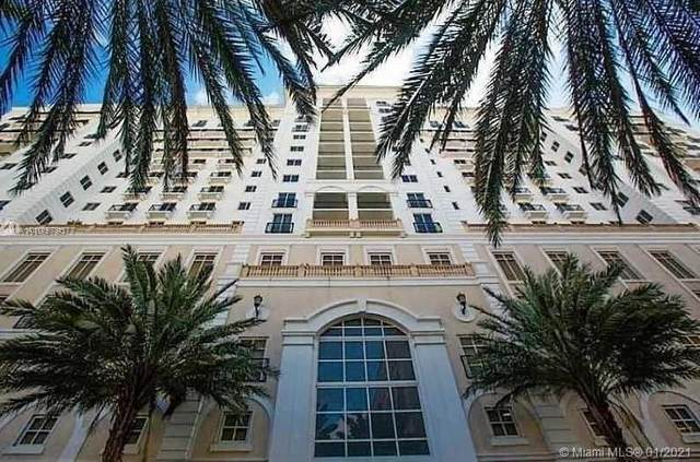 10 Aragon Ave #1219, Coral Gables, FL 33134 (MLS #A10978677) :: Prestige Realty Group