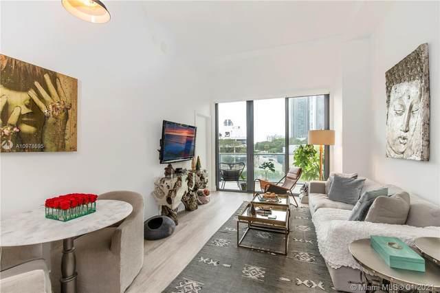 121 NE 34th St L206, Miami, FL 33137 (MLS #A10978695) :: Green Realty Properties
