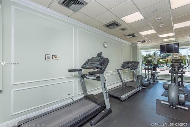 3180 S Ocean Dr #512, Hallandale Beach, FL 33009 (MLS #A10978699) :: Dalton Wade Real Estate Group