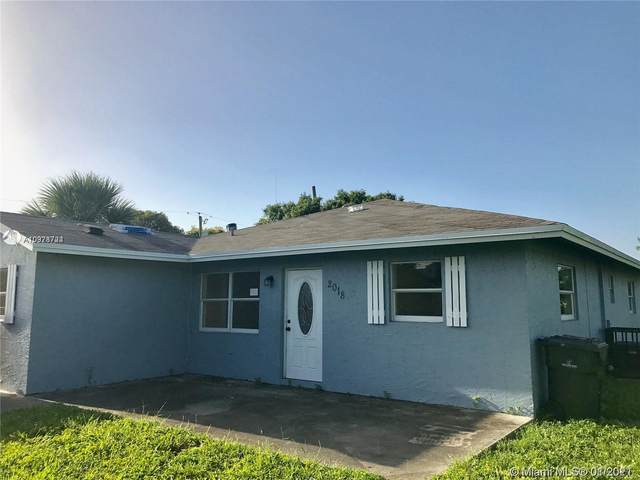 2018 NW 28th St, Oakland Park, FL 33311 (MLS #A10978724) :: The Riley Smith Group