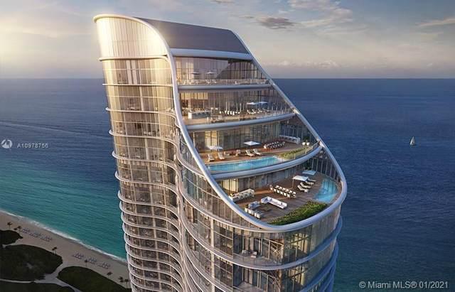 15701 Collins Ave #1502, Sunny Isles Beach, FL 33160 (MLS #A10978756) :: Carole Smith Real Estate Team