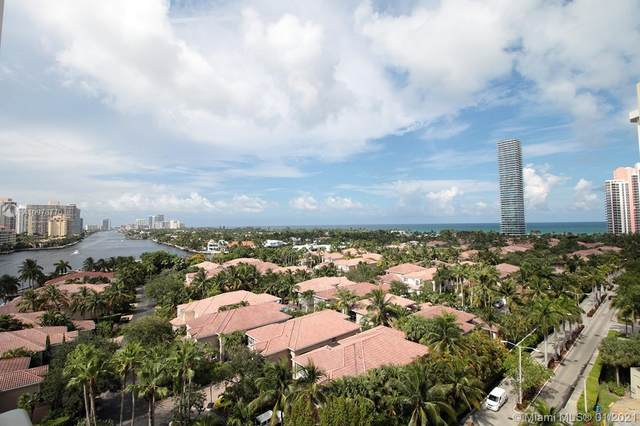 19390 Collins Ave #1026, Sunny Isles Beach, FL 33160 (MLS #A10978770) :: Search Broward Real Estate Team