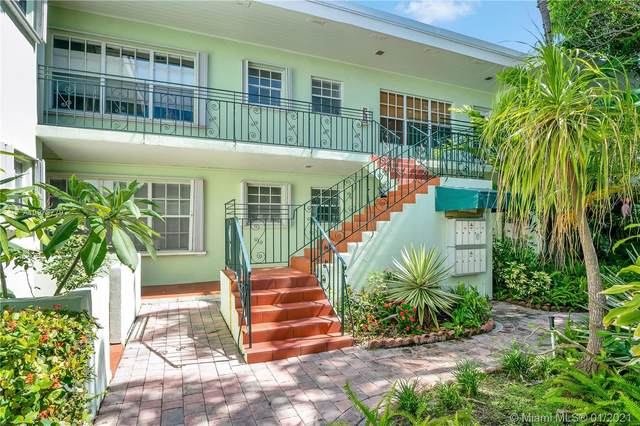8620 Byron Ave 6A, Miami Beach, FL 33141 (MLS #A10978779) :: KBiscayne Realty