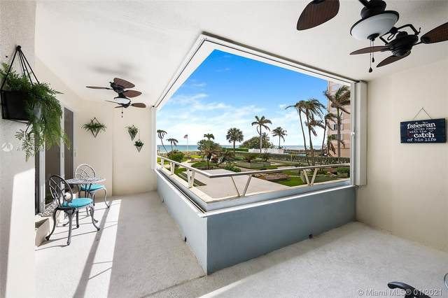 1850 S Ocean Blvd #204, Lauderdale By The Sea, FL 33062 (MLS #A10978781) :: The Riley Smith Group