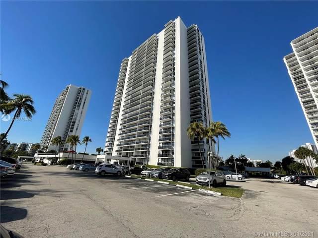 3675 N Country Club Dr #1008, Aventura, FL 33180 (MLS #A10978825) :: Search Broward Real Estate Team