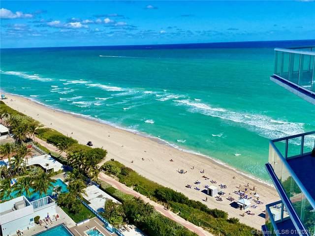 6515 Collins Ave #1901, Miami Beach, FL 33141 (MLS #A10978864) :: Patty Accorto Team