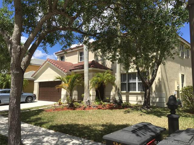 964 Tulip Cir, Weston, FL 33327 (MLS #A10978894) :: Carole Smith Real Estate Team