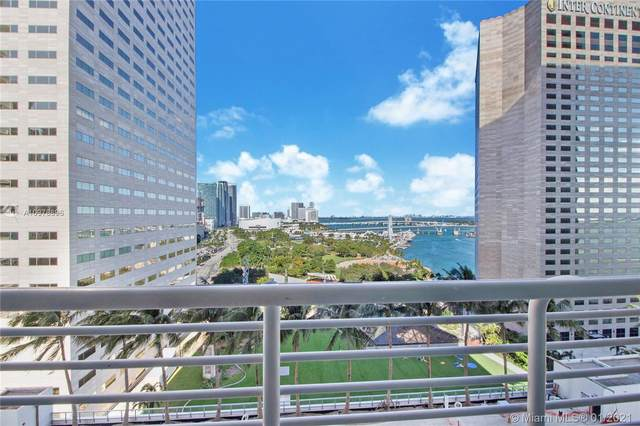 325 S Biscayne Blvd #1920, Miami, FL 33131 (MLS #A10978896) :: Patty Accorto Team