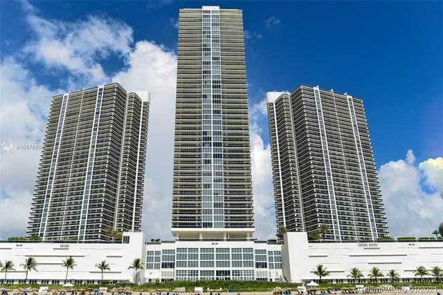 1850 S Ocean Dr #2703, Hallandale Beach, FL 33009 (MLS #A10978932) :: Search Broward Real Estate Team