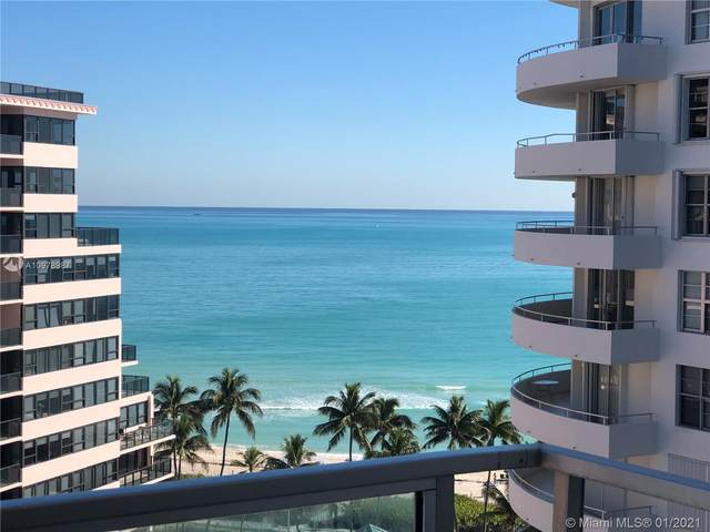 5161 Collins Ave #1503, Miami Beach, FL 33140 (MLS #A10978987) :: KBiscayne Realty
