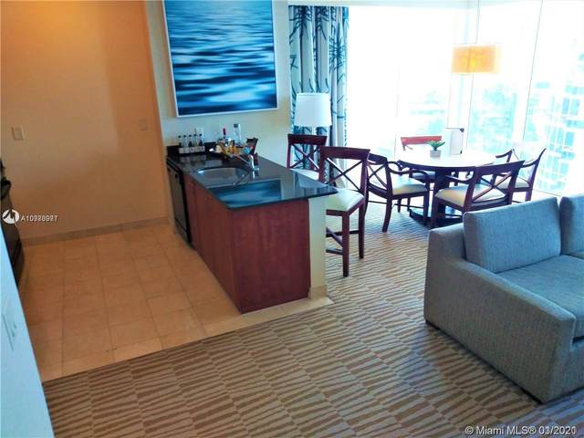 18001 Collins Ave #505, Sunny Isles Beach, FL 33160 (MLS #A10978997) :: Patty Accorto Team