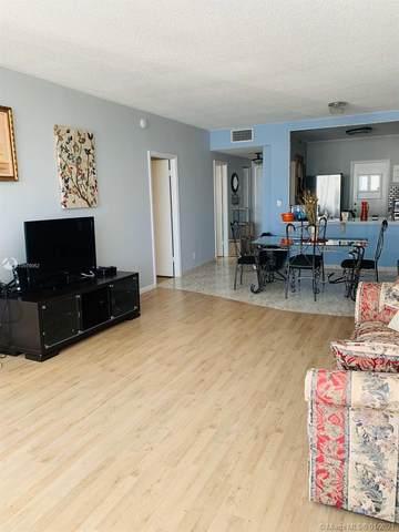1825 S Ocean Dr #6, Hallandale Beach, FL 33009 (MLS #A10979052) :: GK Realty Group LLC