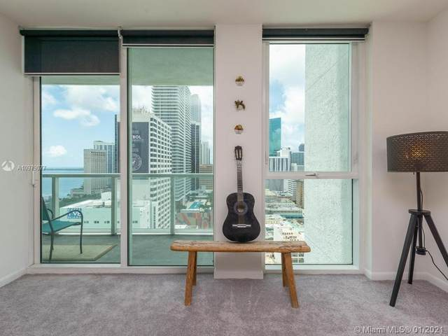 244 Biscayne Blvd #2307, Miami, FL 33132 (MLS #A10979077) :: Patty Accorto Team