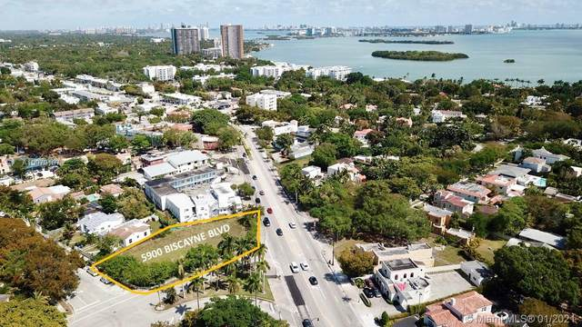 5900 Biscayne Blvd, Miami, FL 33137 (MLS #A10979107) :: Berkshire Hathaway HomeServices EWM Realty