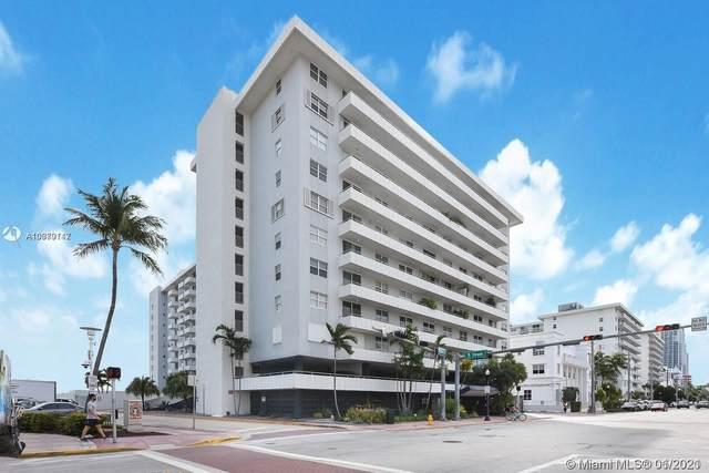 465 Ocean Dr #504, Miami Beach, FL 33139 (MLS #A10979147) :: Green Realty Properties