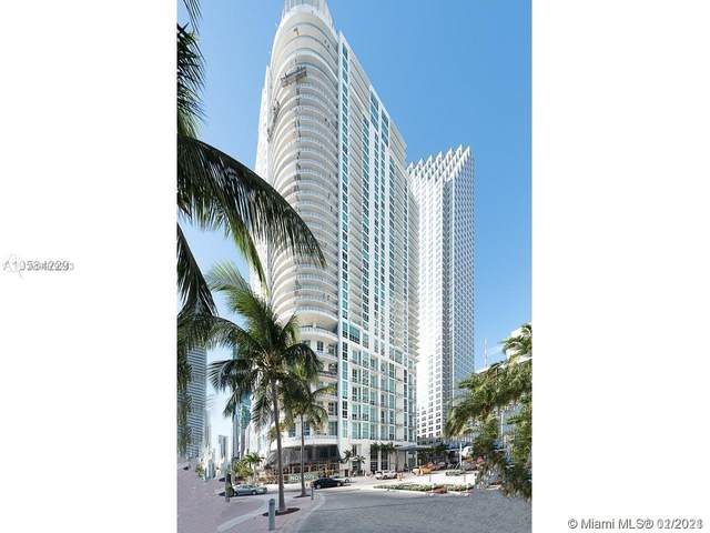 300 S Biscayne Blvd L-626, Miami, FL 33131 (MLS #A10979243) :: The Riley Smith Group
