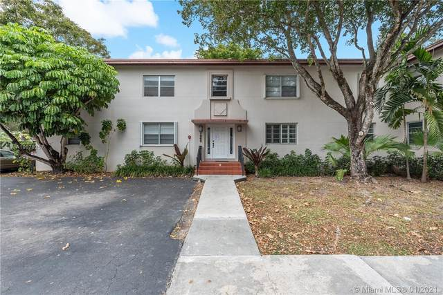 7865 SW 57th Ave 47C, South Miami, FL 33143 (MLS #A10979257) :: Podium Realty Group Inc