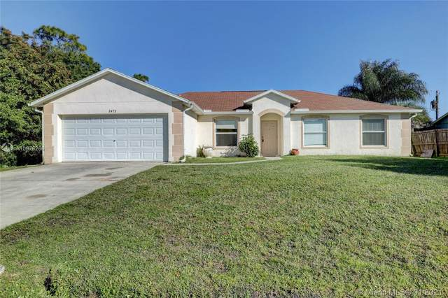 2473 SW Summit St, Saint Lucie West, FL 34984 (MLS #A10979266) :: THE BANNON GROUP at RE/MAX CONSULTANTS REALTY I