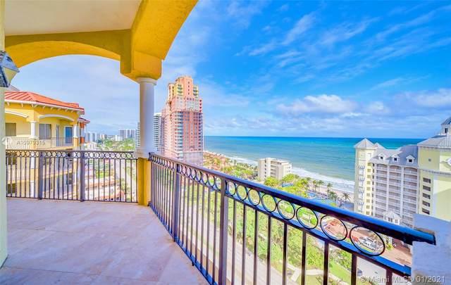 2001 N Ocean Blvd #1605, Fort Lauderdale, FL 33305 (MLS #A10979315) :: Podium Realty Group Inc