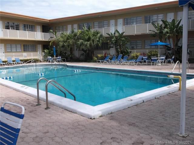 26 Diplomat Pkwy #2357, Hallandale Beach, FL 33009 (MLS #A10979321) :: Dalton Wade Real Estate Group