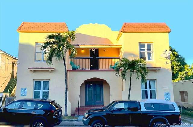 1017 SW 9th St, Miami, FL 33130 (MLS #A10979388) :: Carole Smith Real Estate Team