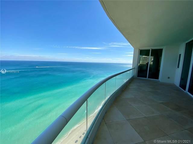 16051 Collins Ave #3004, Sunny Isles Beach, FL 33160 (MLS #A10979419) :: Patty Accorto Team