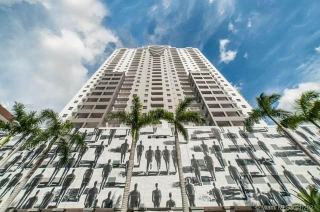 185 SE 14th Ter #1112, Miami, FL 33131 (MLS #A10979525) :: Green Realty Properties