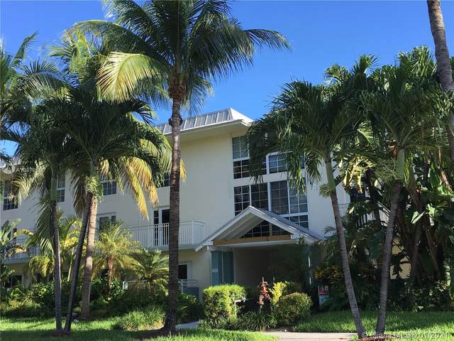 290 Sunrise Dr 206/2-F, Key Biscayne, FL 33149 (MLS #A10979556) :: Green Realty Properties