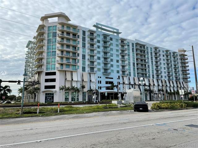 140 S Dixie Hwy #408, Hollywood, FL 33020 (MLS #A10979576) :: The Teri Arbogast Team at Keller Williams Partners SW