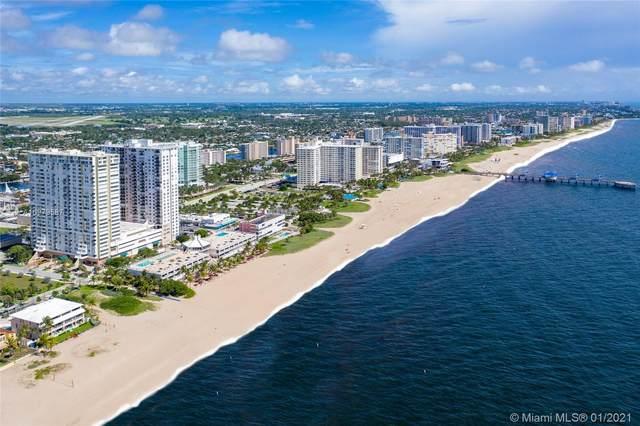 111 Briny Ave #2407, Pompano Beach, FL 33062 (MLS #A10979587) :: Carole Smith Real Estate Team