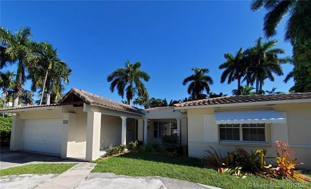 4555 Alton Rd, Miami Beach, FL 33140 (#A10979618) :: Dalton Wade