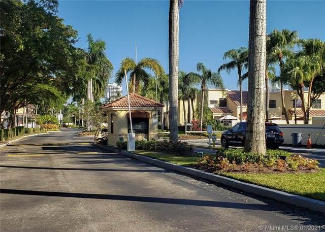 3500 Magellan Cir #711, Aventura, FL 33180 (MLS #A10979640) :: Green Realty Properties