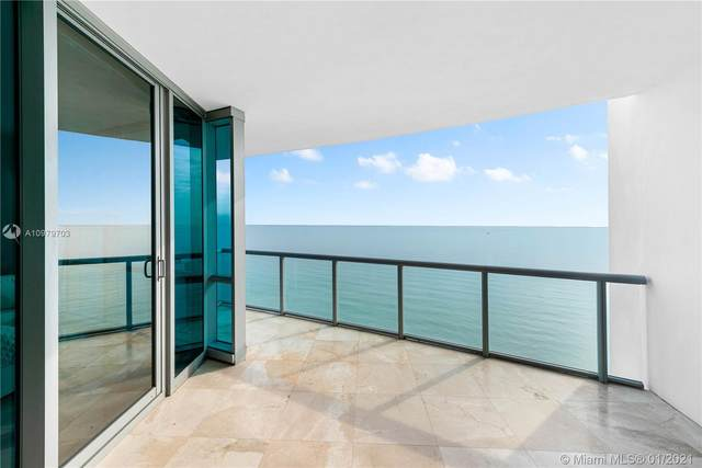 17121 Collins Ave #1505, Sunny Isles Beach, FL 33160 (MLS #A10979703) :: Jo-Ann Forster Team
