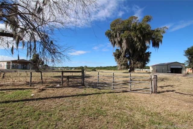 9371 W Hwy 78, Okeechobee, FL 34974 (MLS #A10979734) :: Albert Garcia Team